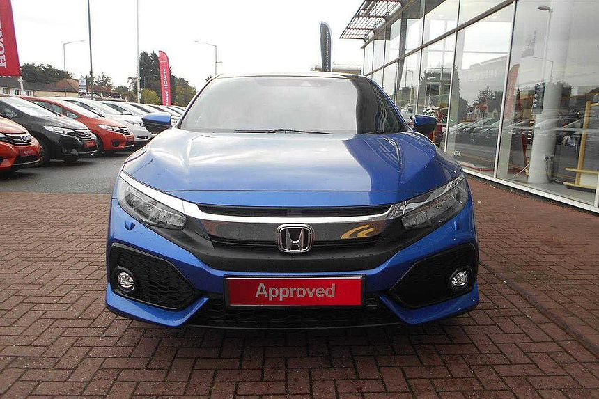 Honda Civic 1.5 VTEC TURBO Prestige 5-Door